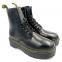 Ботинки Dr. Martens Jadon Fur Black 3
