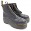 Ботинки Dr Martens Sinclair Front Zip Black 5