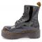 Ботинки Dr. Martens Jadon Patent Black 0