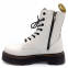 Ботинки Dr. Martens Jadon White Fur 0
