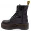 Ботинки Dr. Martens Jadon Zip Fur Black 2