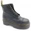 Ботинки Dr Martens Sinclair Front Zip Black 4