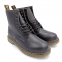 Ботинки Dr. Martens 1460 Smooth Fur Black 5