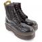 Ботинки Dr. Martens Jadon Patent Black 5
