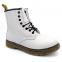 Ботинки Dr. Martens 1460 Smooth White Fur 5