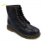 Ботинки Dr. Martens 1460 Fur Black Yellow 5