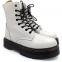 Ботинки Dr. Martens Jadon White Fur 5