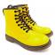 Ботинки Dr Martens 1460 Yellow 4