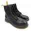 Ботинки Dr. Martens 1460 Fur Black Yellow 4