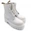 Ботинки Dr. Martens Jadon Mono White 6