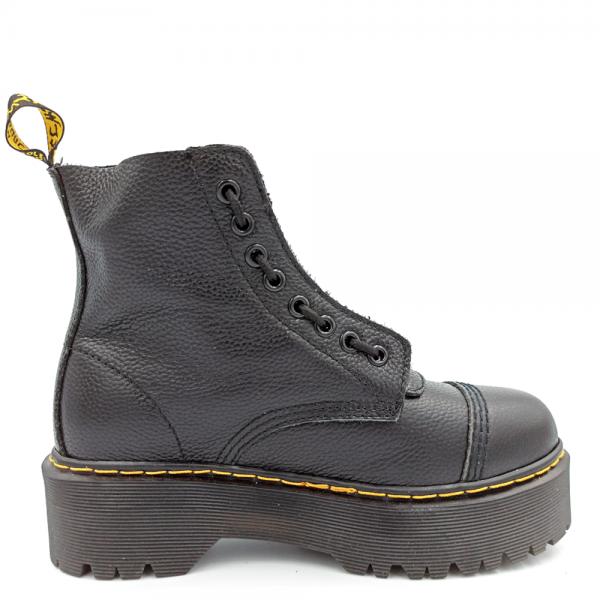 Ботинки Dr Martens Sinclair Front Zip Black