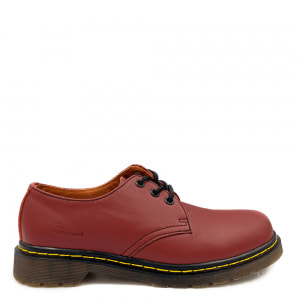 Ботинки Dr. Martens 1461 Smooth Bordo
