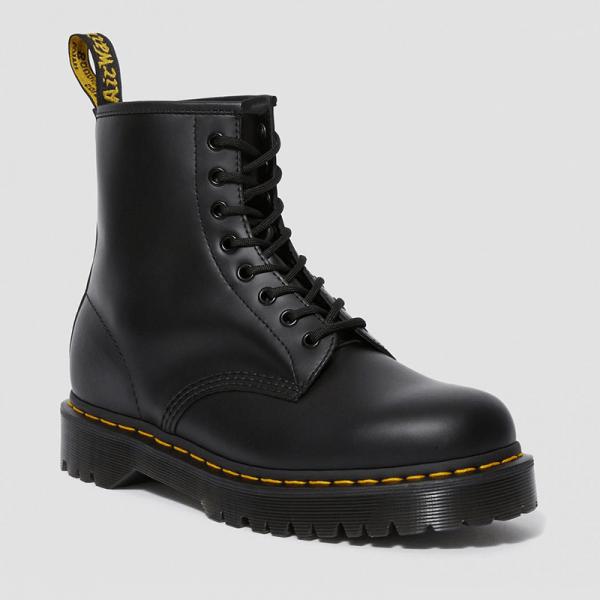 Ботинки Dr. Martens 1460 Bex Fur Black