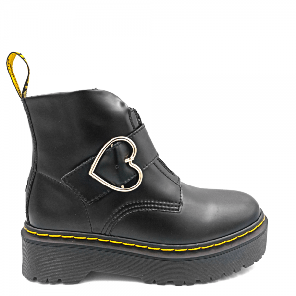 Ботинки Dr Martens Lazy Of Chunky Buckle