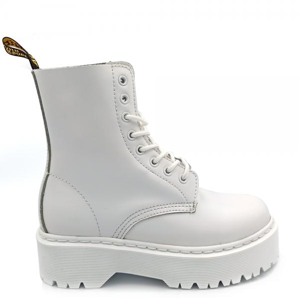 Ботинки Dr. Martens Jadon Mono White