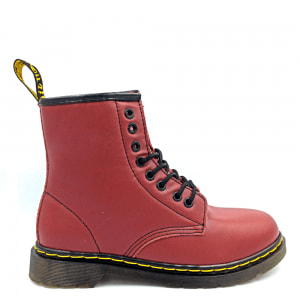 Ботинки Dr. Martens 1460 Smooth Bordo