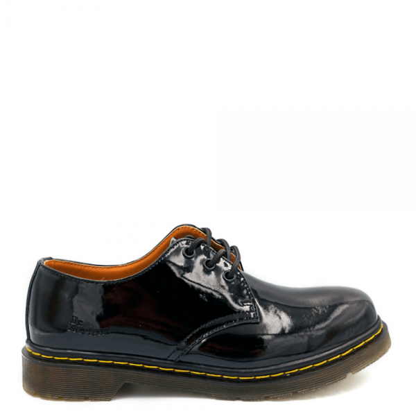 Ботинки Dr. Martens 1461 Patent Black
