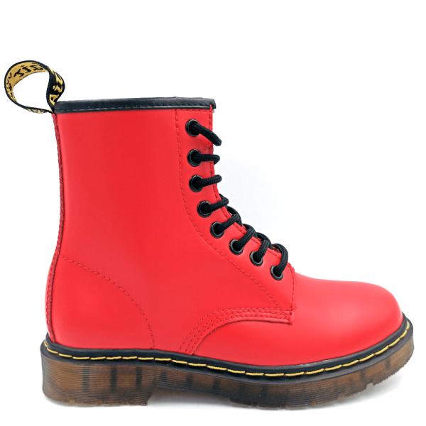 Ботинки Dr Martens 1460 Red