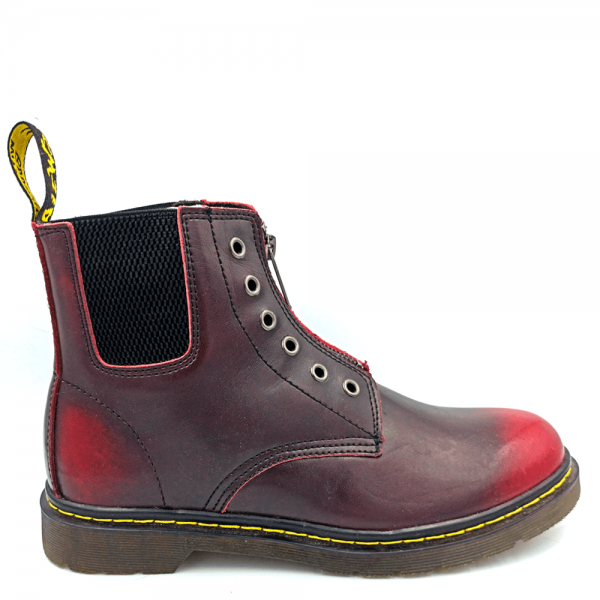 Ботинки Dr. Martens Gusset Red