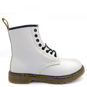 Dr. Martens 1460 Smooth White Fur