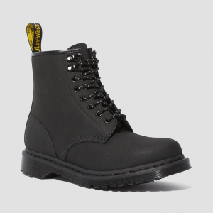 Dr. Martens 1460 Fleece Lined Nubuck Black