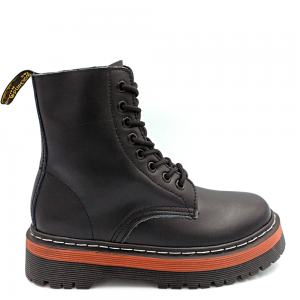 Dr. Martens Jadon Black Brown