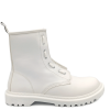 Dr Martens 1460 Pascal Front Zip White